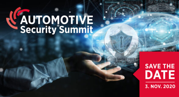 Automotive Security Summit am 3. November 2020 in Stuttgart